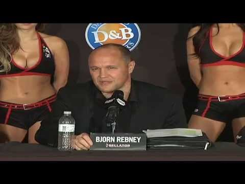 Post Fight Press Conference from Bellator MMA