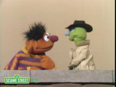 Sesame Street: Wanna Buy An Eight Ernie?
