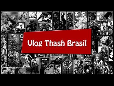 Vlog Trash Brasil S03 E01 - Nostalgia Animada - Desenhos da infância
