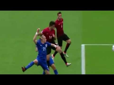 Türkiye 0 - 1 Hırvatistan 12 Haziran Euro 2016 Geniş Maç Özeti İzle