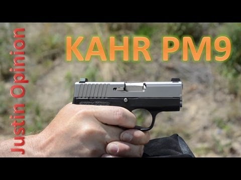 Baby you can drive my KAHR (PM9, that is): A gun review