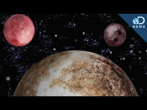 Name Pluto's New Moons!