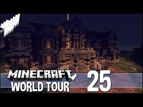 #25 Minecraft Serveur Eclipse - World Tour (Facecam)