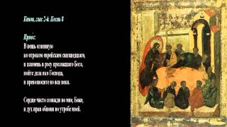 Orthodox The Prayers to Holy Communion  Kопия