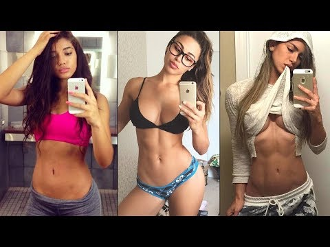 Top 10 Hottest ★ Fitness Girls