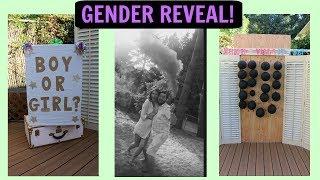 Gender Reveal Party With A SURPRISE TWIST! ~KAT & MATT~