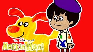 The Adventures of Napkin Man | Full Episode Compilation | Season 1| Cartoons For Children