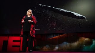 The story of 'Oumuamua, the first visitor from another star system | Karen J. Meech