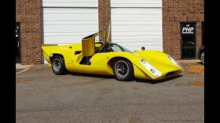 A REAL 1969 Lola T70 MK3B Ride ? Why Not! on My Car Story with Lou Costabile