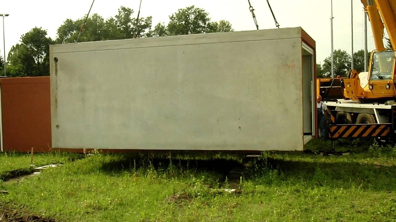 Garagebox plaatsen Hengelo (Twente)   YouTube