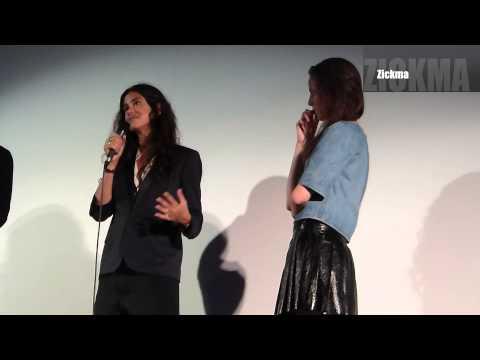 Champs Elysées film festival J4: Francesca Gregorini, Kaya Scodelario