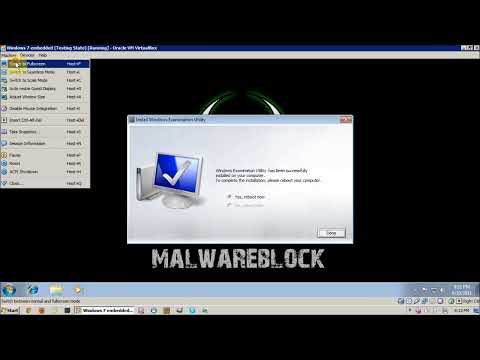 McAfee Total Protection 2011 Anti-Malware Test Part 1