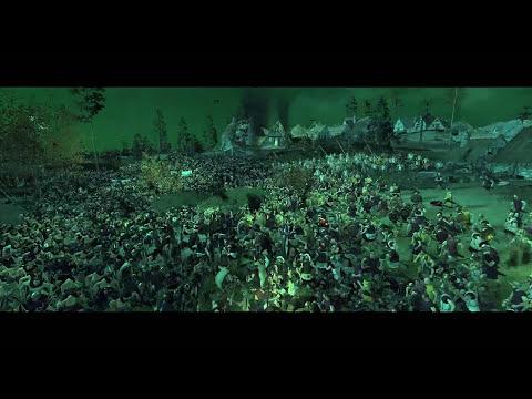 Total War: Rome 2 - Nightmare Mode - Spooky Suebi Skeletons (Halloween Special)