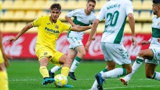 Resumen Villarreal C 0-0 Elche Ilicitano