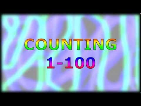 Counting 1-100 video
