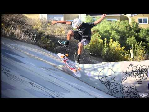 Gravity Skateboards - Brian Sandoval - Costa Rica Team Video