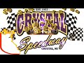 SOD Sprints On Dirt Feature at Crystal Motor Speedway, Michigan on 09-02-2017!!
