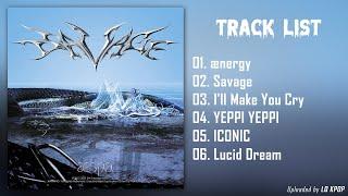 Download lagu [Full Album] a e s p a (에스파) - Savage