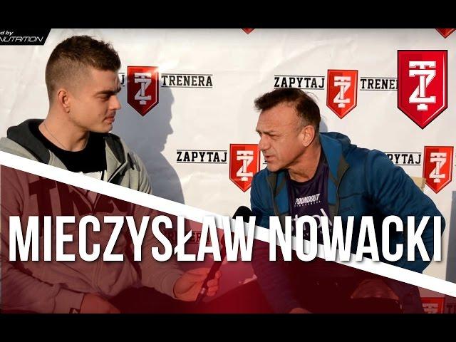 Legendy Polskiej Kulturystyki - Wywiad z Mieczysławem Nowackim