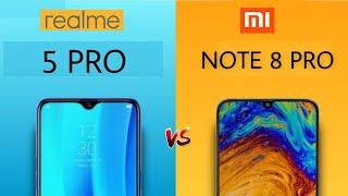 Redmi Note 8 Pro vs Realme 5 Pro - किसमे ज़्यादा है दम? | Realme 5 pro vs Redmi note 8 pro Comparison