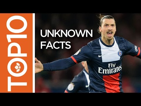 Zlatan Ibrahimovic : Top 10 Unknown Facts