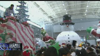 Christmas In The City Brings Holiday Joy To Kids In Need