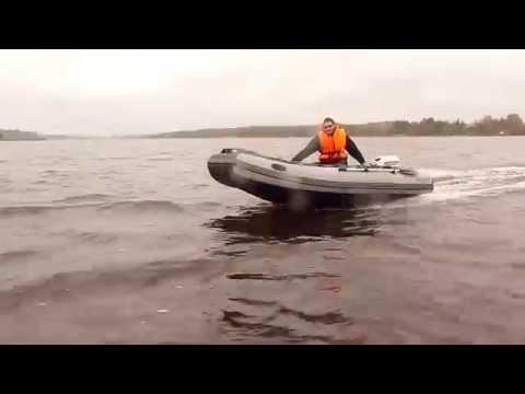 лодка x river 340