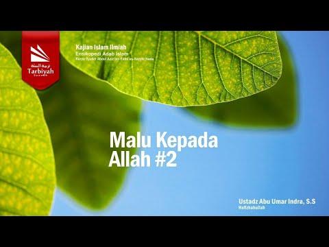 Ensiklopedi Adab Islam | Ustadz Abu Umar Indra Hafizhahullah