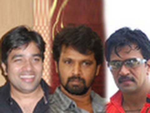 Arjun, Cheran, Shiva in Vasanth's Direction