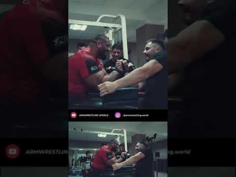 Irakli Zirakashvili vs Levan Saginashvili