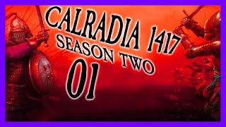 """""""Insanely Good Start"""" Calradia 1417 Beta Warband Mod Gameplay Let's Play Part 1 (Special Feature)"""