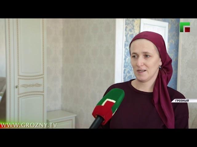 В Чеченской Республике продолжается работа по следам пресс-конференции Рамзана Кадырова.