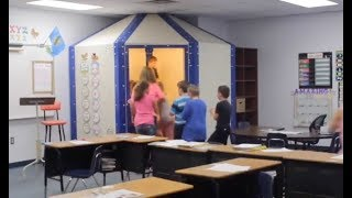Should all classrooms have a Bulletproof and Stormproof safe room?