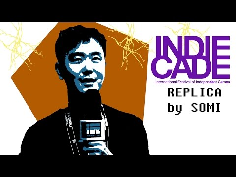 Replica from SOMI Games - IndieCade 2016 Interview w IGR