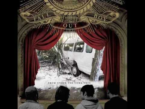 The Music or Misery - Fall Out Boy - From Under The Cork Tree (Lyrics in description)