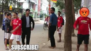 VIP AND BODYGUARD PRANK GONE WRONG! || PRANKS IN BANGLADESH