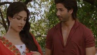 Shahid is a big time flirt