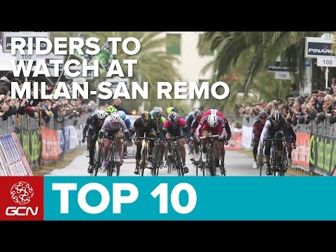 Top 10 Riders To Watch At Milan-San Remo
