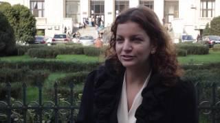 Colturi de Bucuresti - Facultatea de Drept
