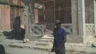 The Haiti Earthquake - Visiting The Epicenter In Leogone -- Total Devestation
