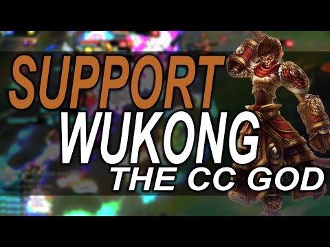 NINJA WUKONG GUIDE - THE SUPPORT CC GOD