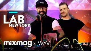 CHUS+CEBALLOS jacking house in The Lab NYC
