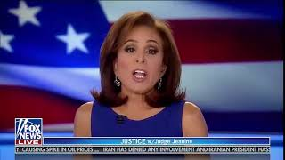 Justice With Judge Jeanine 9/21/19 | Breaking Fox News Septemb­e­r 21,2019