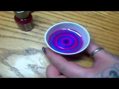 More gaga monster nail tutorial for v magazine