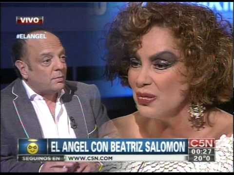 C5N - EL ANGEL DE LA MEDIANOCHE CON BEATRIZ SALOMON