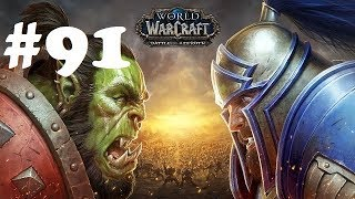 """""""World of Warcraft: Battle for Azeroth"""" #91 Emergent Strategy (quest)"""