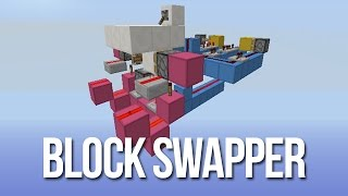 ✛Redstoning✛ - Advanced Lever Block Swapper