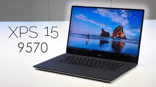Dell XPS 15 (9570) Hands-On Review:  The Best Video Editing Laptop?