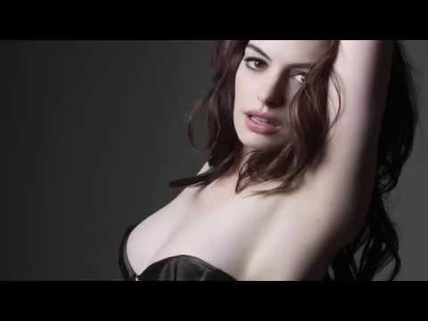  Anne Hathaway Parodia Wrecking Ball Video De Miley Cyrus.  Anne Hathaway on Lip Sync Battle 