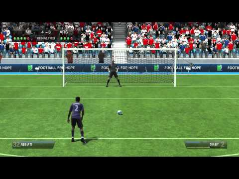 comment arreter les penalty fifa 13